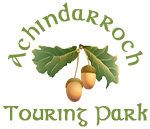 Achindarroch Touring Park Fort William Logo